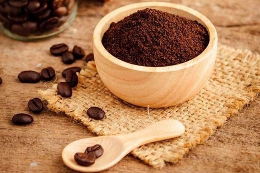 Маски с кофе