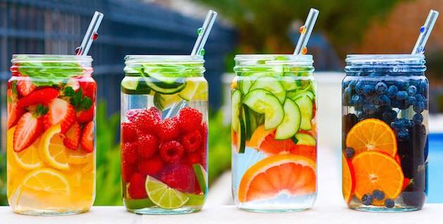 Зеленые напитки