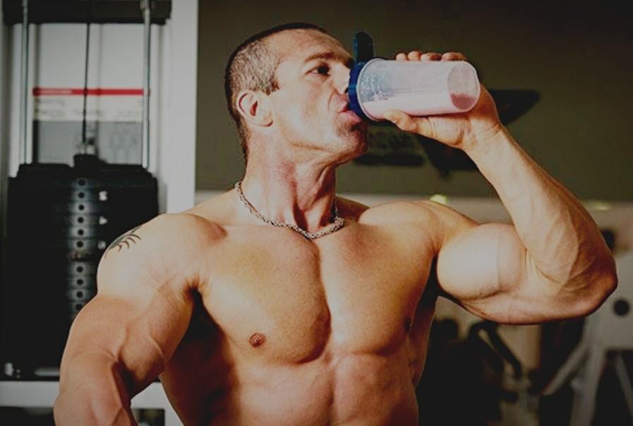 Полезное питание при тренировках