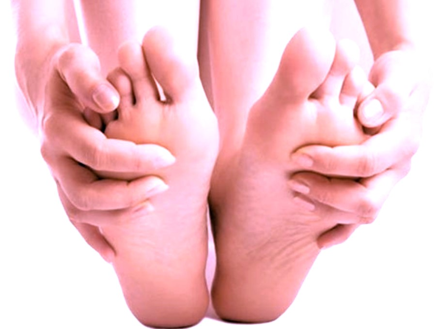 Уход за проблемными ногами